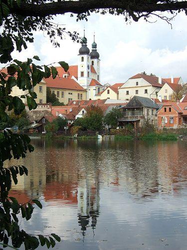 Telc, Czech Republic | Flickr - Photo Sharing!