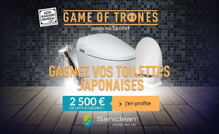 #Concours #GameOfTrôneMMG : tentez votre chance de GAGNER plus de 2 700 € DE LOTS ! Un nombre de participations illimitées, CLIQUEZ SUR L'IMAGE !!!