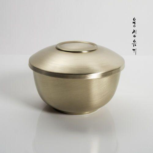 [by Artisan Jin-Ho Lee]Korean Bangjja Yugi Rice Bowls