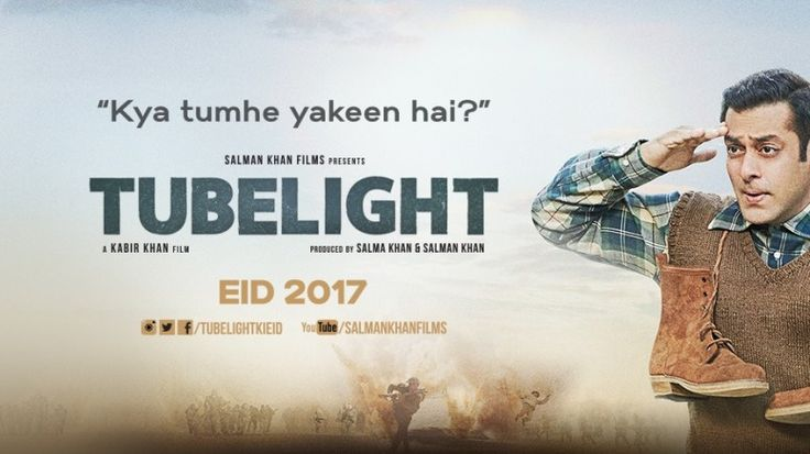 Tubelight Movie 2017 Online Tickets Booking on BookMyShow. Tubelight movie online tickets booking. Book tubelight movie online. Tubelight 2017 tickets.