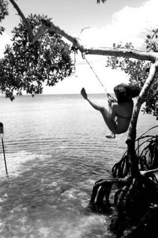 Swing life away...Young Wild Free, Buckets Lists, Islands Life, Ropes Swings, Summer Beach, Trees Swings, Summer Fun, Summertime, Summer Time