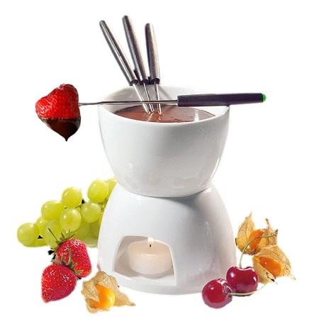 Cilio fondue czekoladowe zestaw We dwoje