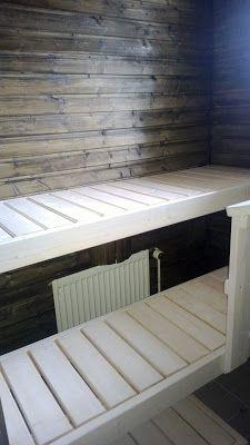 Käpylä: Musta valkoinen sauna