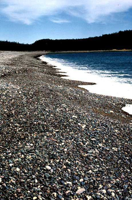 Jasper Beach, Maine   I can hear the sound of the waves hitting the stones now