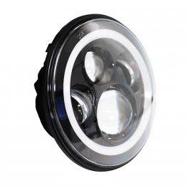 Optique Hellcat 7'' LED Yamaha XJR 1300 2012-2014
