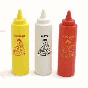 how condiments used to come at the hamburger standBurgers Bar, Bottle Sets, Classic Diners, Diners Condiments, Condiments Sets, Ketchup, Charcoal Companion, Home Kitchens, Condiments Bottle