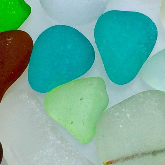 Beach Glass Sea Glass of  Hawaii beaches by SeaGlassFromHawaii