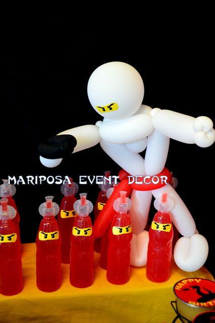 """Photo 1 of 11: Ninjas / Birthday """"Ninjago """"   Catch My Party"""