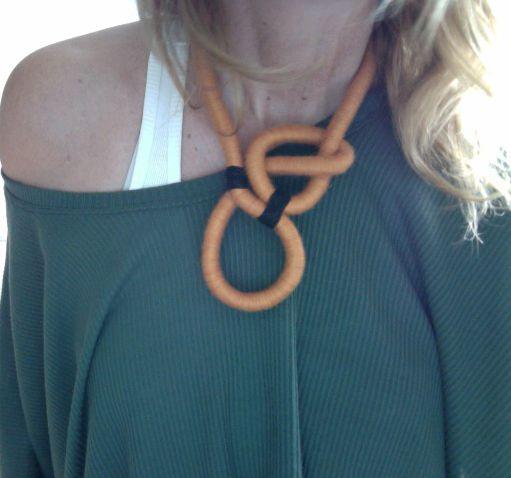 woolen cord