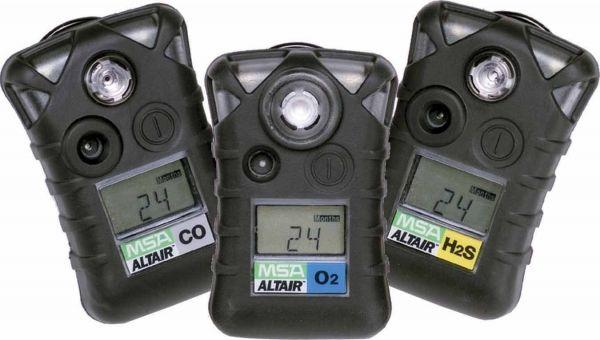 Détecteur de gaz MSA Altair sans maintenance