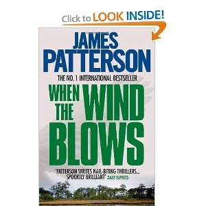 One of my first James Patterson novels.