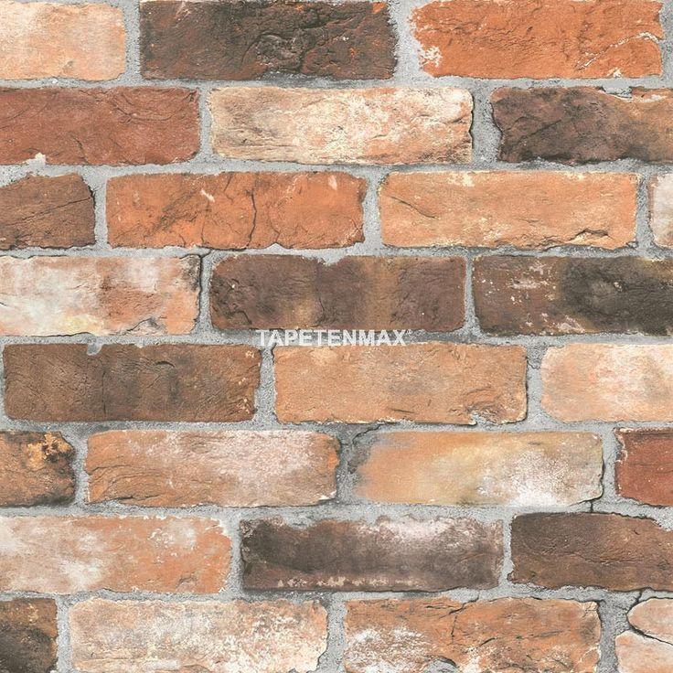 Reclaimed – Rasch-Textil Vliestapete – Tapeten Nr. 022300 in den Farben Braun jetzt bei TapetenMax® ✔ Schnelle Lieferung ✔ Kostenloser Versand ab 50€