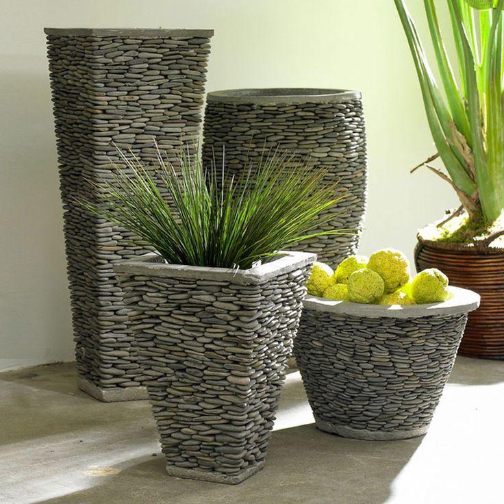 17 migliori idee su vasi da giardino su pinterest garden for Idee giardino moderno