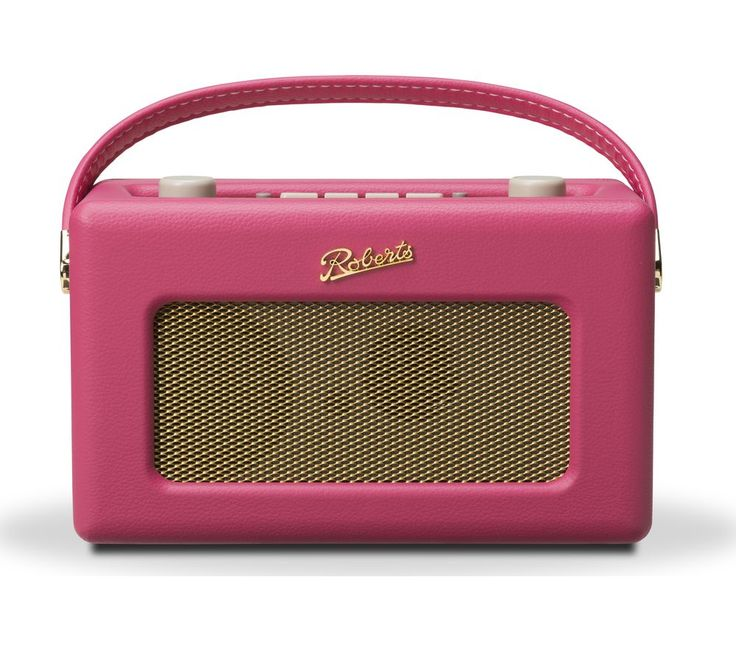 Buy ROBERTS Revival RD60 Portable DAB+/FM Radio - Fuchsia, Fuchsia Price: £179.00 Stylish in fuchsia pink, the Roberts Revival RD60 Portable DAB Radio beautifully conjures up 1950s style but provides modern-day functionality,combining superb cutting-edge clarity of sound with a design dating back to the Rock 'n' Roll years. It includes both DAB and FM radio functionality and shows FM RDS...