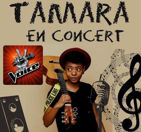 Tamara Weber-Fillion s'est produite à Colmar http://xfru.it/C5eQOw