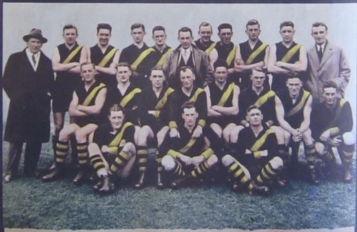 Richmond team 1931
