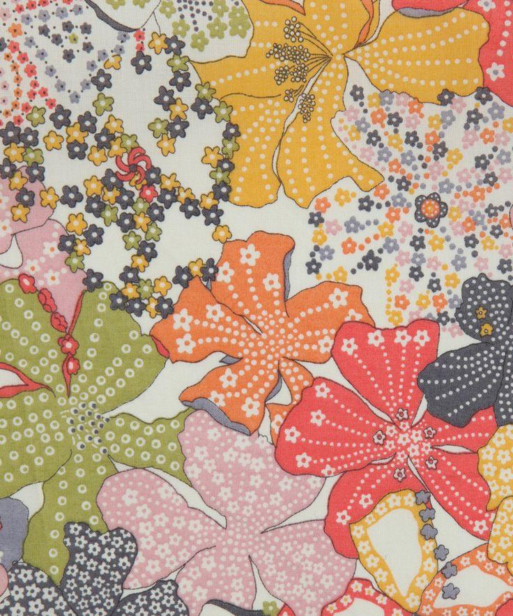 Liberty Art Fabrics Mauvey C Tana Lawn