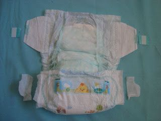 The Peas Pod: Nappy (diaper) changing in a Spica cast