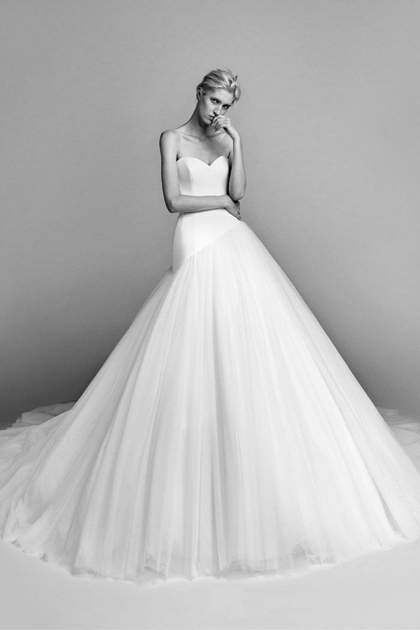 The first-ever Viktor&Rolf bridal collection is breathtaking.