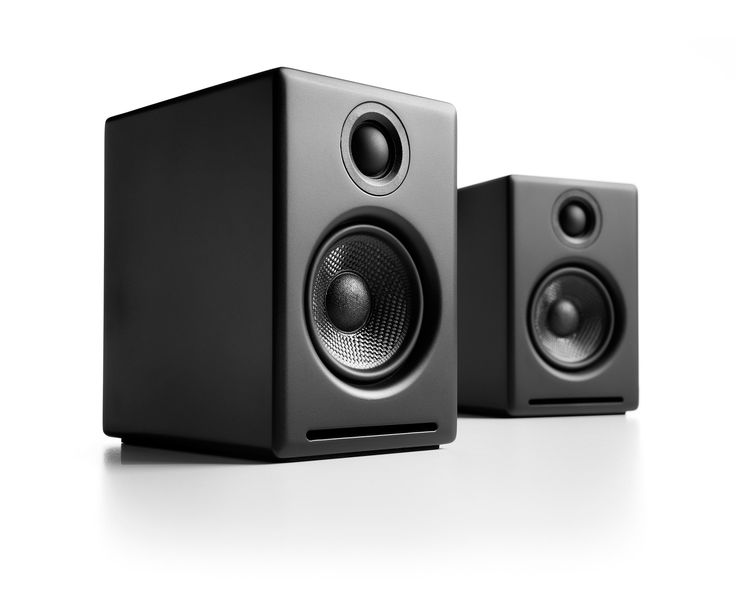 Audioengine 2+ (A2+) Premium Powered Desktop Speakers - Excellent sound with elegant simplicity and a new standard for computer audio - Versatile connections, including USB digital audio and subwoofer