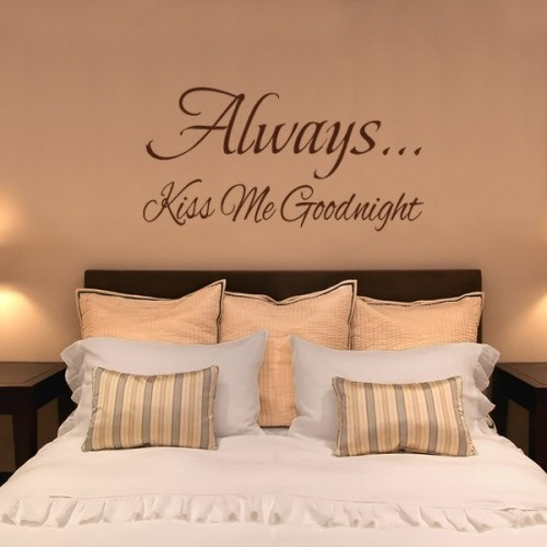 I will have wall quotes in every room of my house!