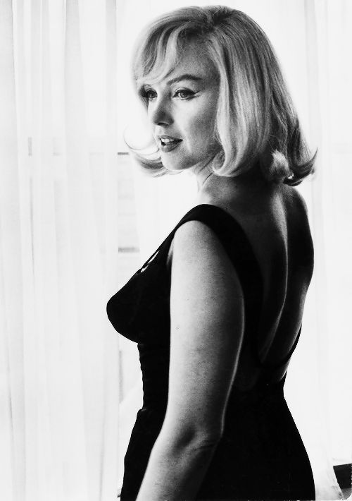 Marilyn- oh my, you are so beautiful, and for some unknown reason I have such a connection with you...
