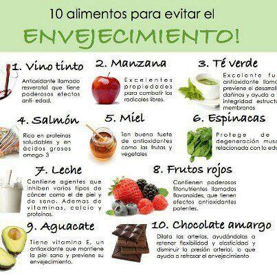 Alimentos salud  #Nutrición y #Salud YG > nutricionysaludyg.com