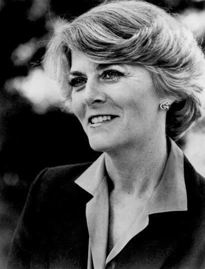 Geraldine Ferraro - First female U.S. Vice Presidential Candidate representing a major political party.
