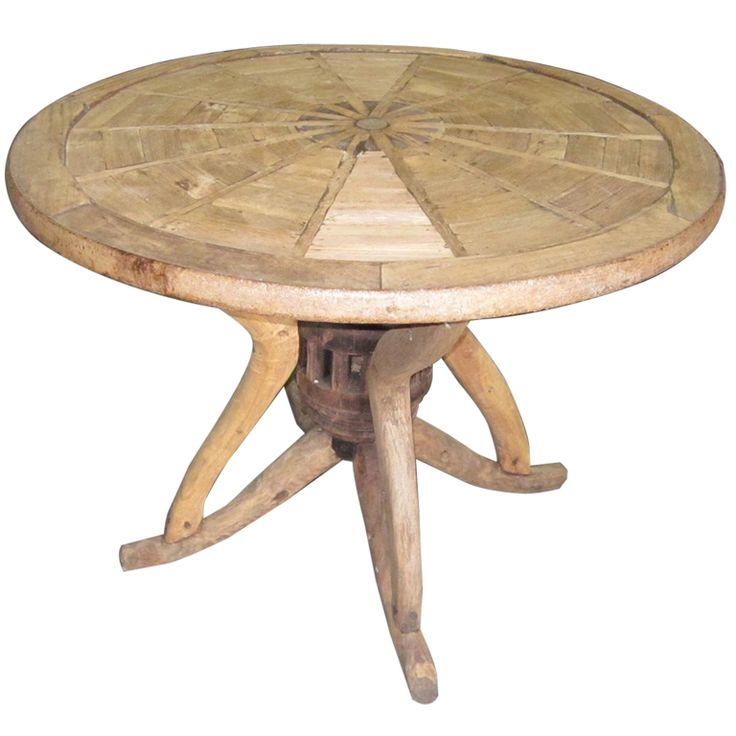 19thc French Primitive Table | 1stdibs.com