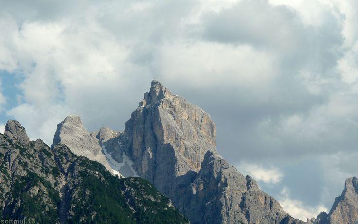 La Croda dei Baranci.