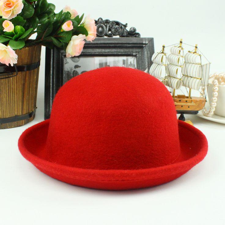 Chapeau de jazz de laine