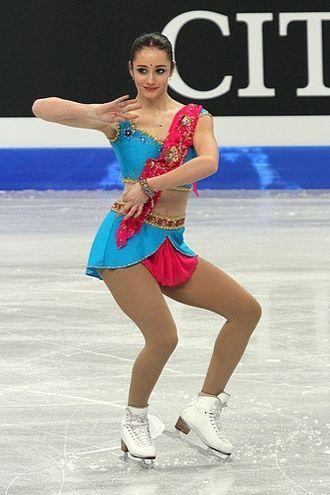 Out of Sherwood Park, Alberta headed for Sochi. Kaetlynn Osmond Olympic hopeful. Go Kaetlynn!!! #WEAREWINTER