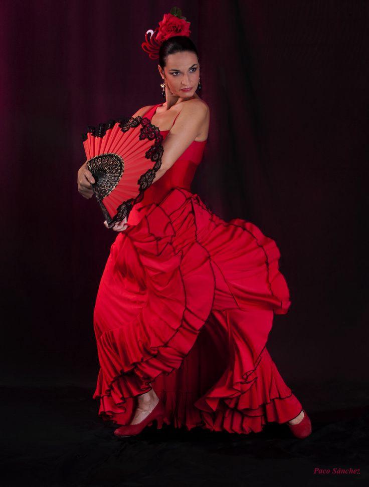 танцовщица фламенко фото тётя, сожалению