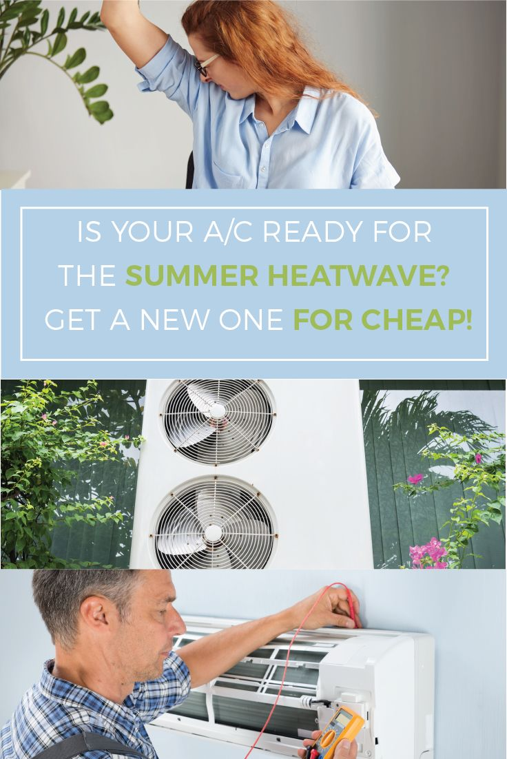 Homeowners Rush to Get Cheaper Air Conditioners Home