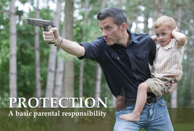 My dream man will protect his family. Open/Concealed carry baby... so hot.