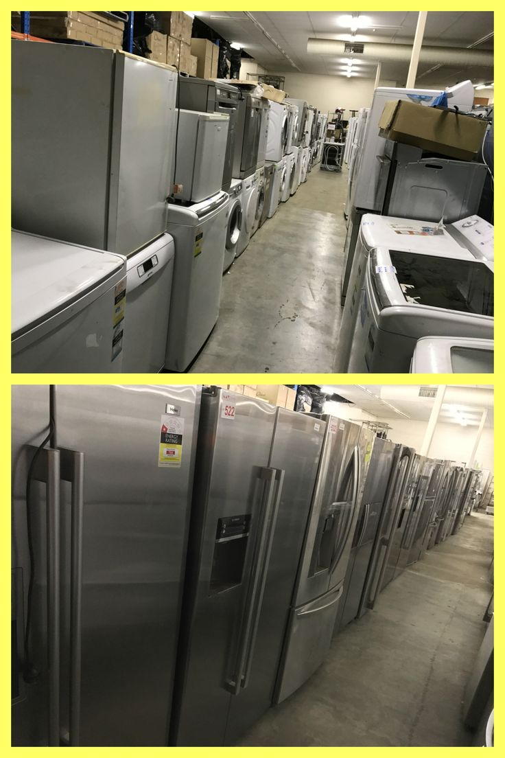 Walls of Whitegoods Salvage!  All under the hammer Monday from 10am, Click to bid here: https://www.lloydsonline.com.au/AuctionLots.aspx?smode=0&aid=6252&pgn=1&pgs=100&gv=True&utm_content=buffer69707&utm_medium=social&utm_source=pinterest.com&utm_campaign=buffer