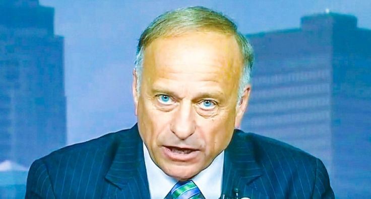 Unrestricted access to guns is a 'higher calling' than stopping 'one event of violence', says horrible person and lawmaker Rep. Steve King.