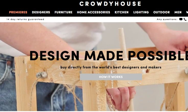 buy directly from the best designers and makers