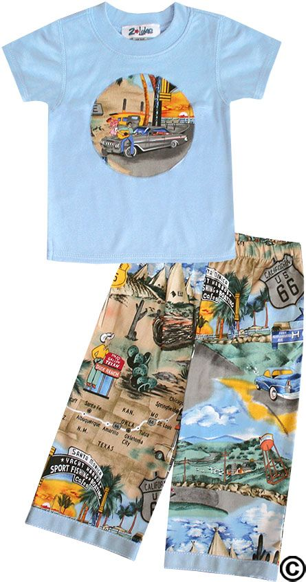 Boys Blue Traveler Lounge Set-Boys Blue Traveler Lounge Set,boys applique pant set,kids clothing for boys,handmade childs pant set,boys toddler clothes