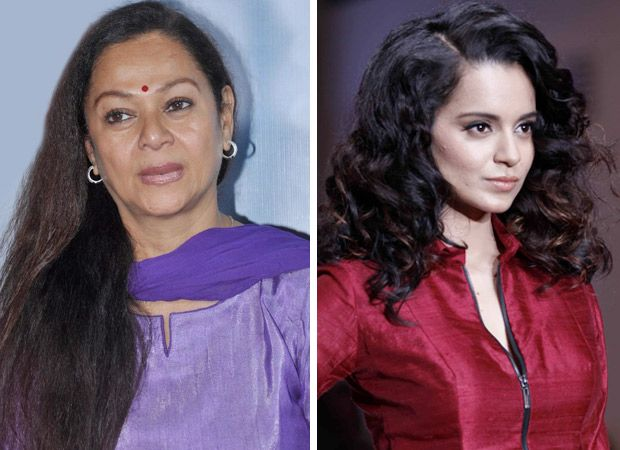Why is Zarina Wahab quiet over Kangana Ranaut's latest allegations especially when they are untrue?