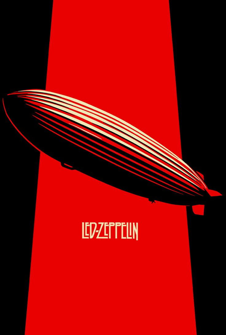Led Zeppelin poster artwork. #music #ledzeppelin #posterart #musicart http://www.pinterest.com/TheHitman14/led-zeppelin-%2B/