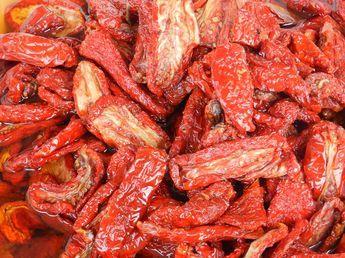 pomodori secchi sott'olio #ricettedisardegna #sardegna #sardinia #food #recipe