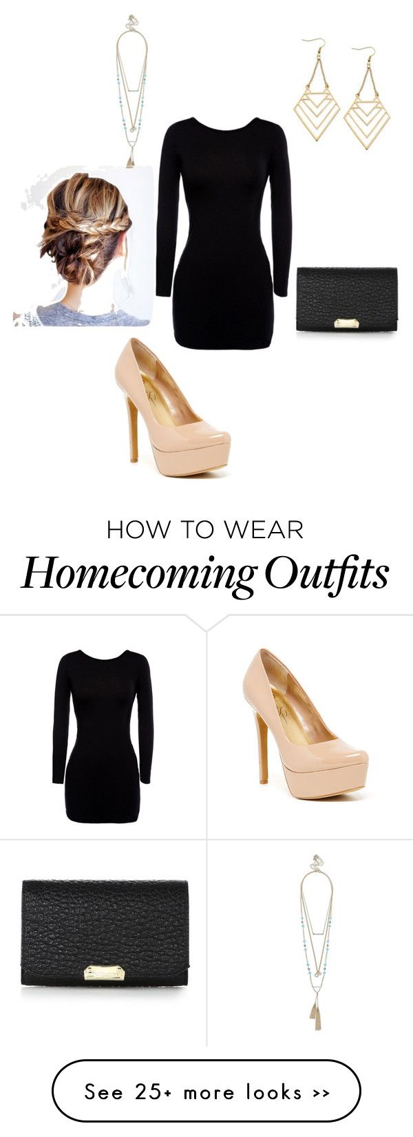 """""""Homecoming Outfit"""" by lillyburkhart on Polyvore"""