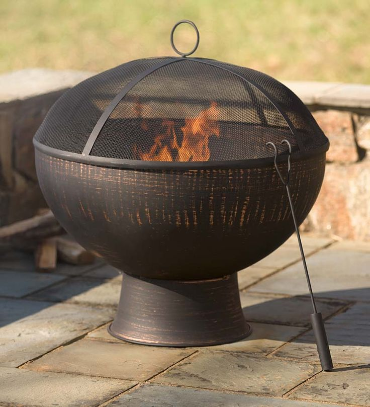 145 Best Fire Pits Amp Outdoor Fireplaces Images On
