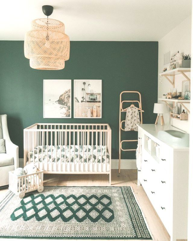 Project Nursery Green Nurseries Baby Room Neutral Boy