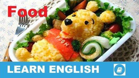 E-Angol szókincs - Ételek 3. rész