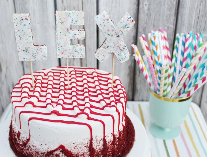 Edible Cake Decorations Numbers : 25+ best ideas about Edible cake decorations on Pinterest ...
