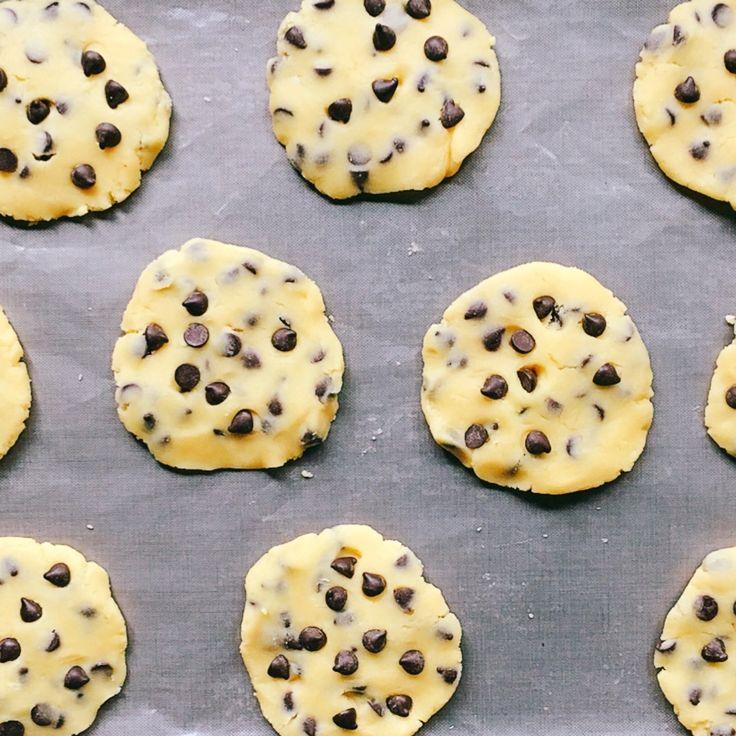 ♡超簡単失敗なし♡アメリカンチョコチップクッキー♡ | Mizukiオフィシャルブログ「♡31CAFE〜奇跡のキッチン♡」Powered by Ameba