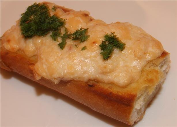 Das köstlichste Knoblauchkäse-Brot-Rezept – Food.com – 28419   – Snacks