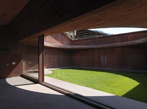 Artists Studio in Switzerland